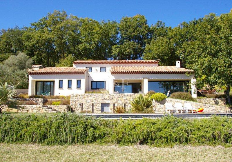 Villa Plan Maison 200 M2 Piscine Immojojo