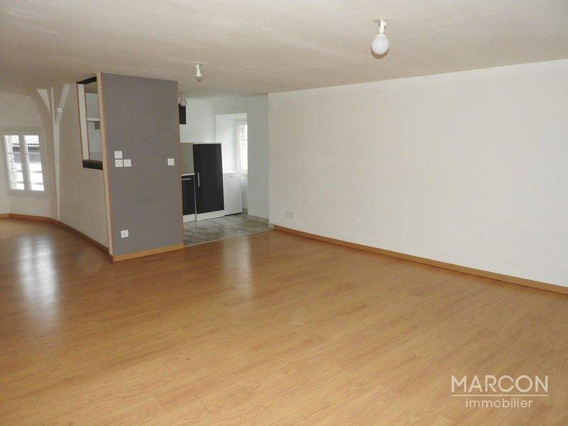 Appartement, 64 m² Réf: …