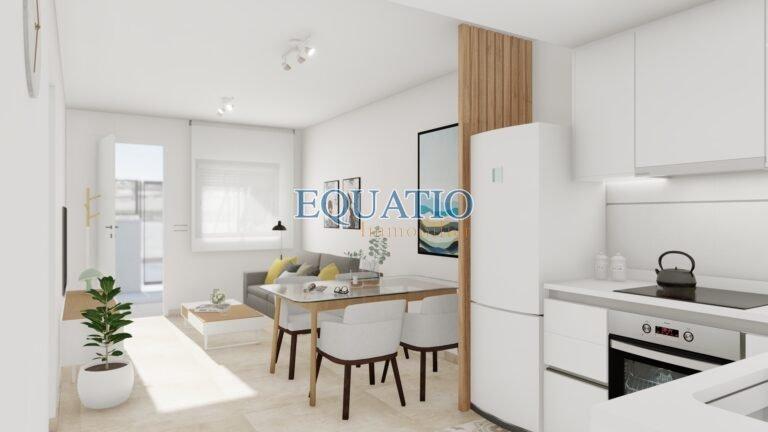 Appartement, 50 m² A 500…