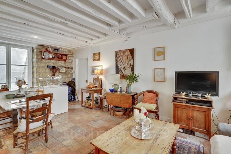 Appartement, 63,71 m² Paris…