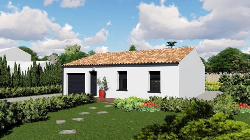 Maison, 79 m² Parce…