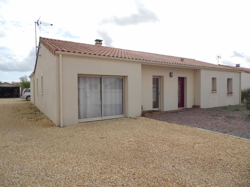Maison, 105 m² Argen…