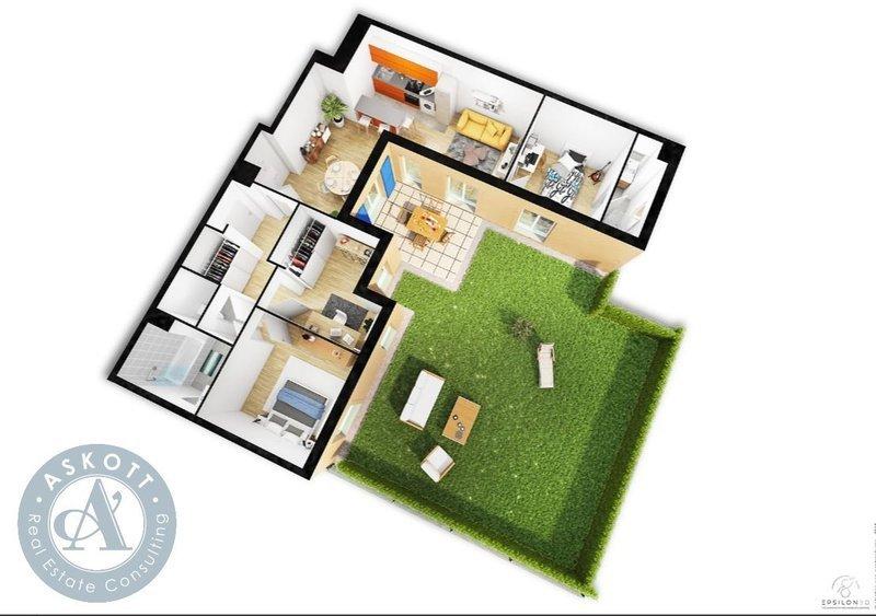 Appartement, 78,11 m² LE ME…