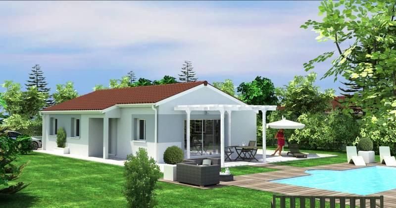 Maison, 85 m² ST GE…