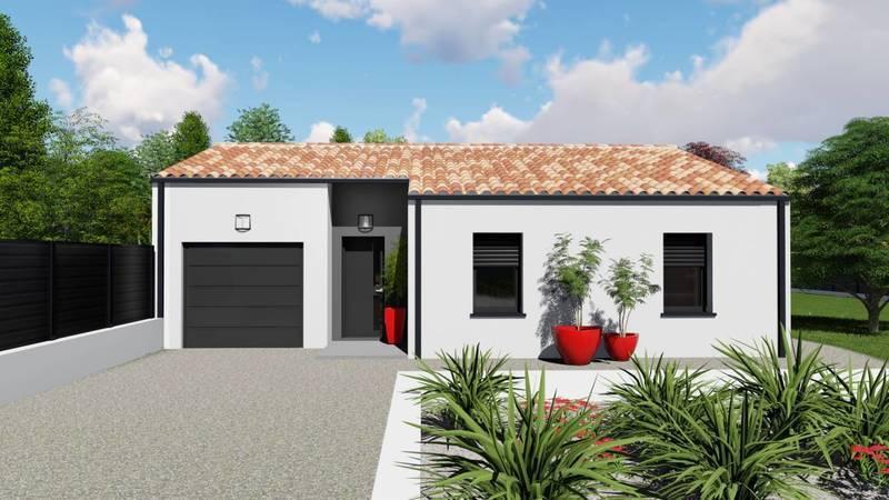 Maison, 88 m² Le No…