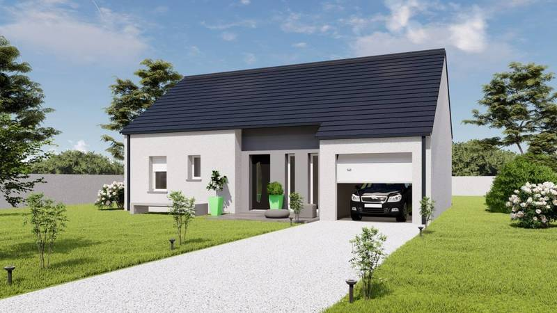 Maison, 81 m² Le No…
