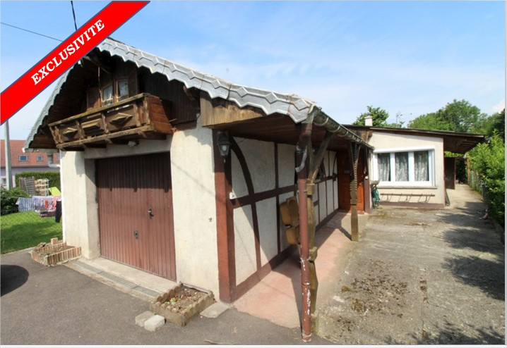 Maison, 82 m² Exclu…