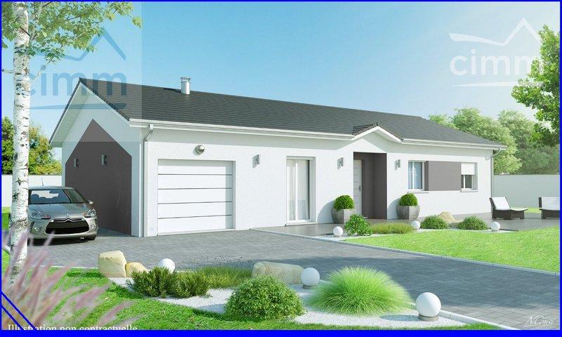Maison, 80 m² Exclu…