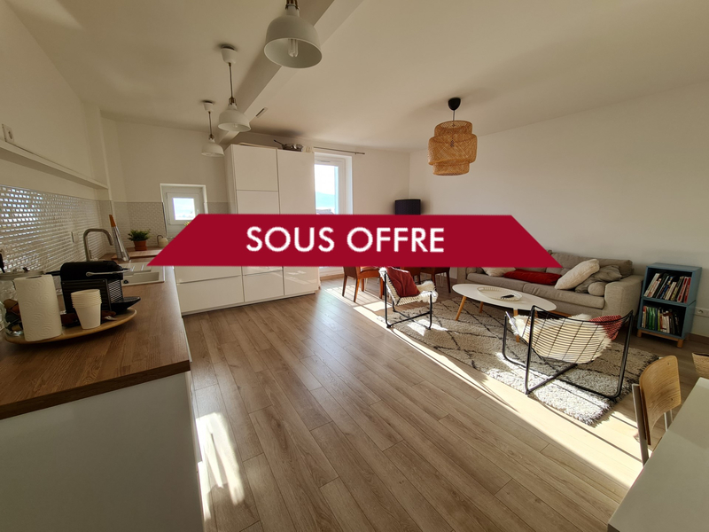 Appartement, 70 m² Lumin…