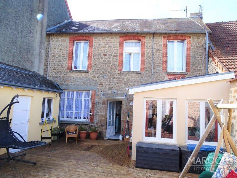 Maison, 95 m² REF 8…