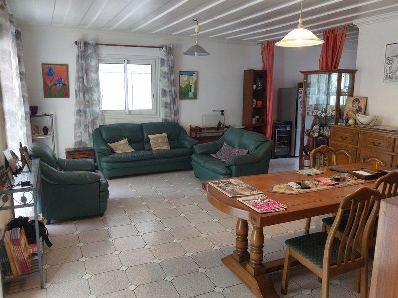 Maison, 118,4 m² Le ré…