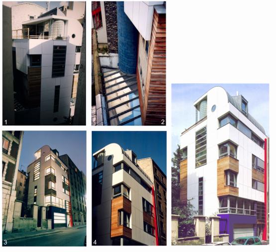 Immeuble, 360 m² PARIS…