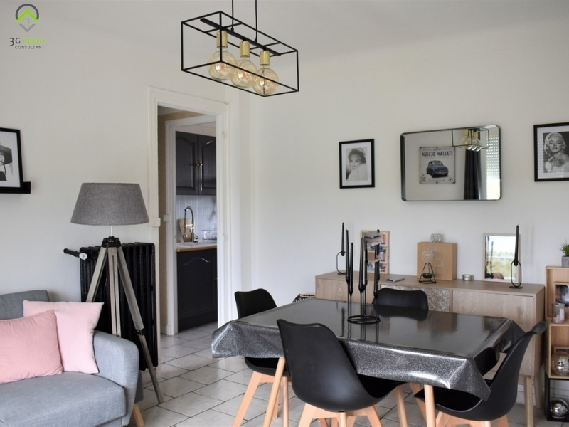 Appartement, 46,46 m² A VIT…