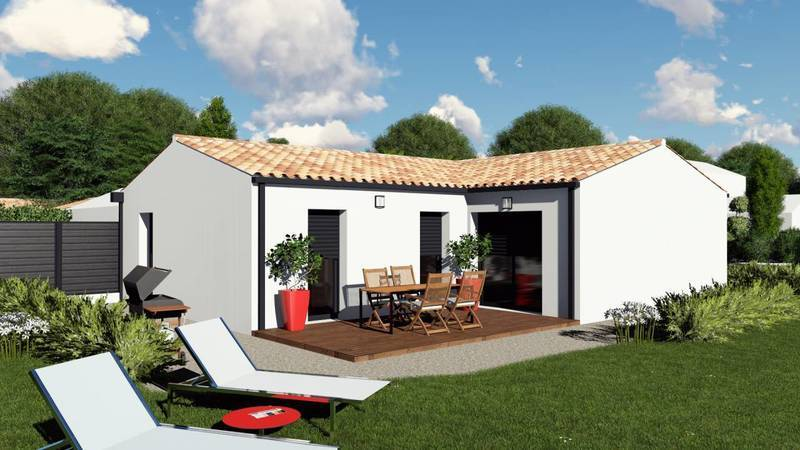Maison, 82 m² Le No…