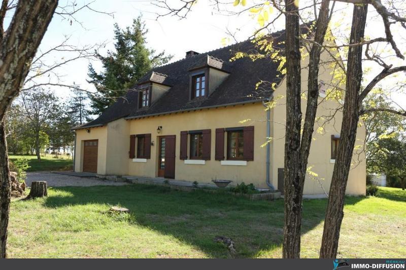 Maison, 141 m² Fiche…