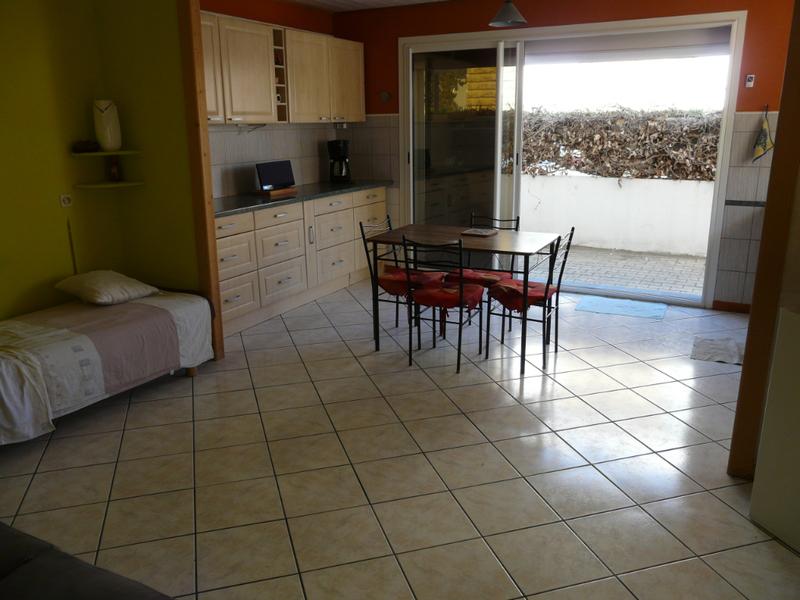 Appartement, 40 m² Le Gr…