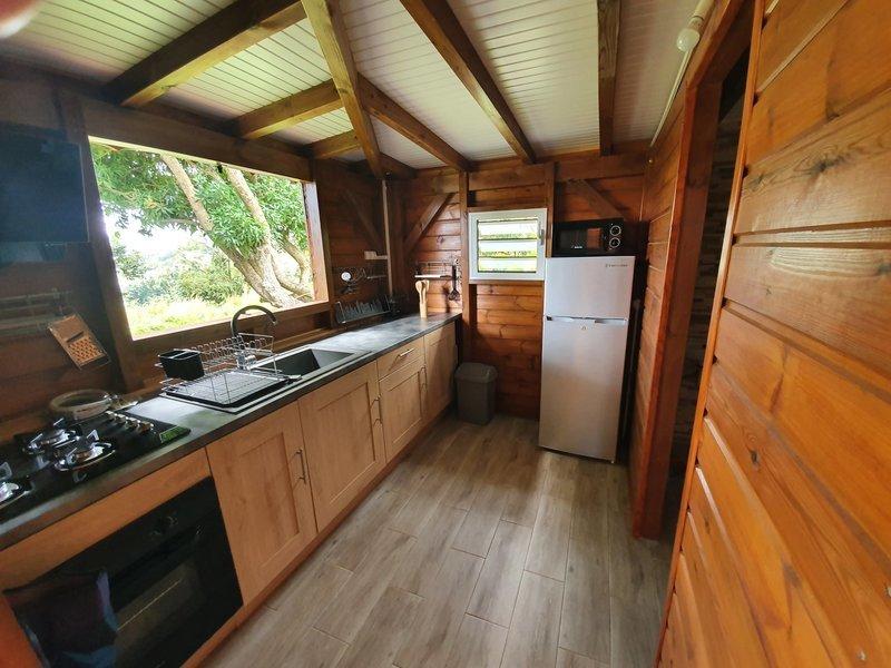 Maison, 30 m² Un ch…