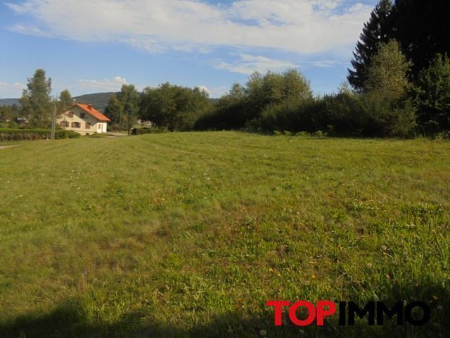 Terrain, 1 260 m² EN EX…