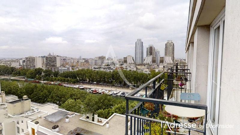 Appartement, 49 m² PARIS…