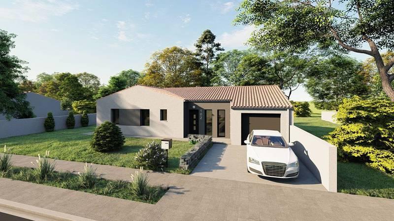 Maison, 105 m² DECOU…