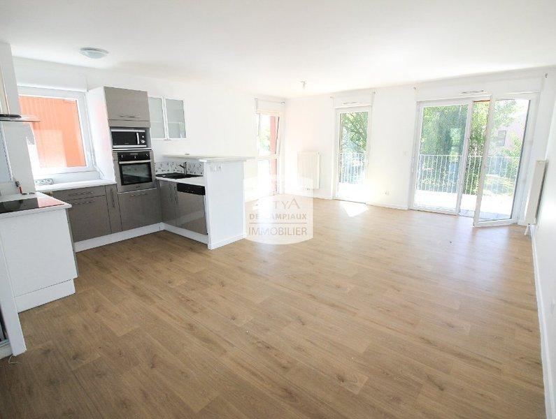 Appartement, 72 m² Nous …