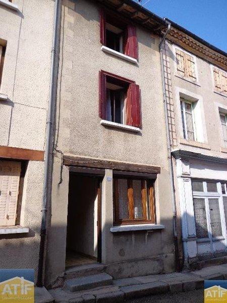 Maison, 60 m² Centr…