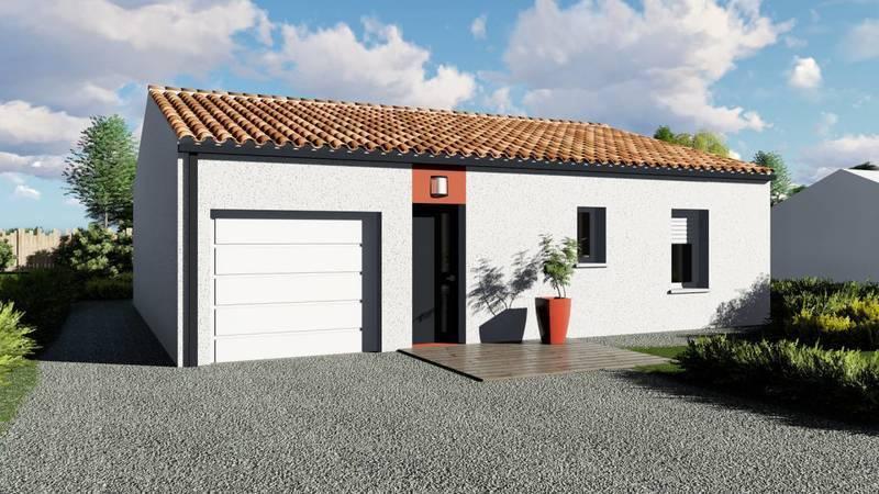Maison, 75 m² Le No…