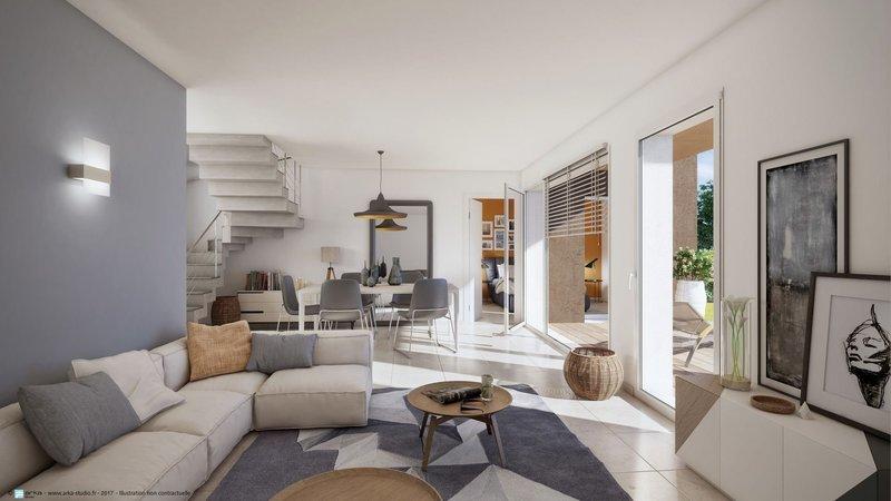 Maison, 67,22 m² Dans …