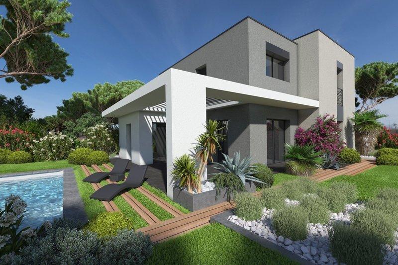 Maison, 128,3 m² A Sai…