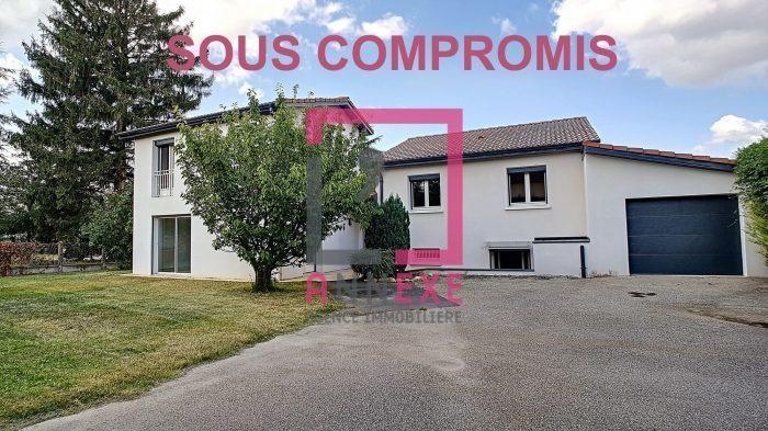 Maison, 170 m² Sous …