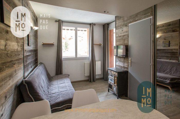 Appartement, 21 m² Sous …