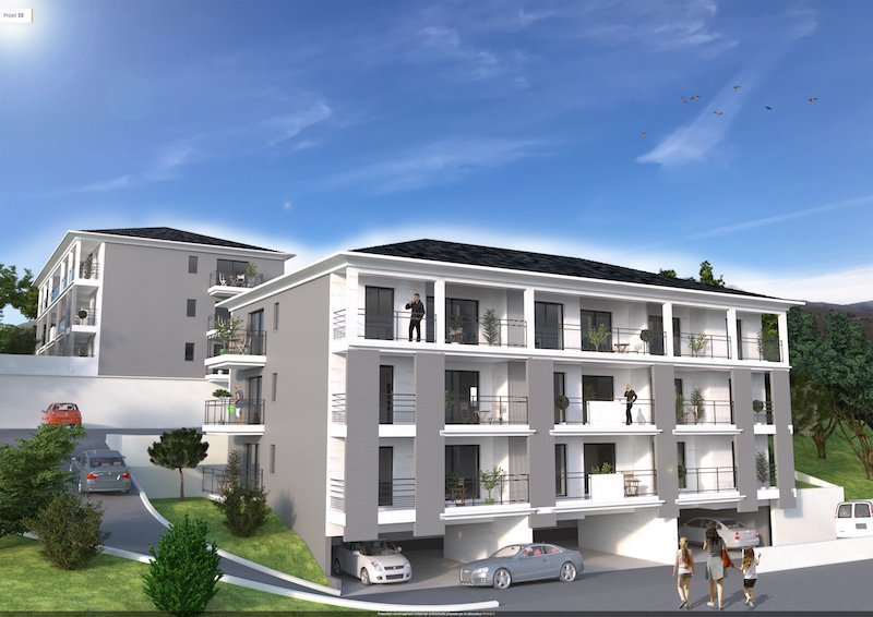 Appartement, 41 m² TRAVA…