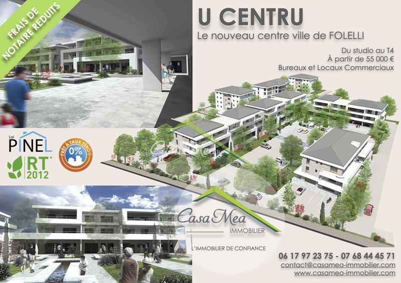 Appartement, 79 m² U CEN…