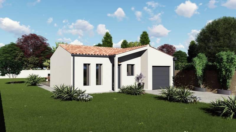 Maison, 72 m² Le No…