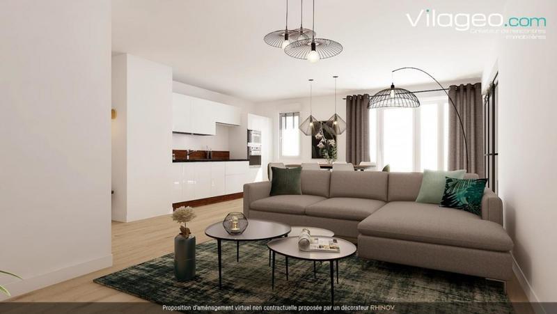 Appartement, 95 m² EXCLU…
