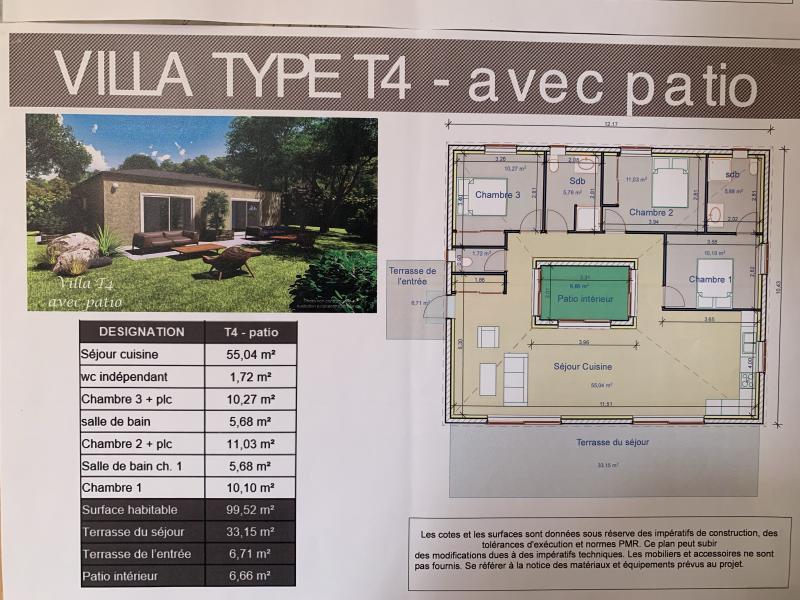 Maison, 100 m² vend …
