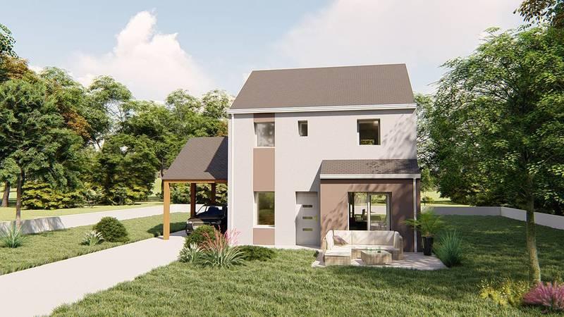 Maison, 93 m² Le No…