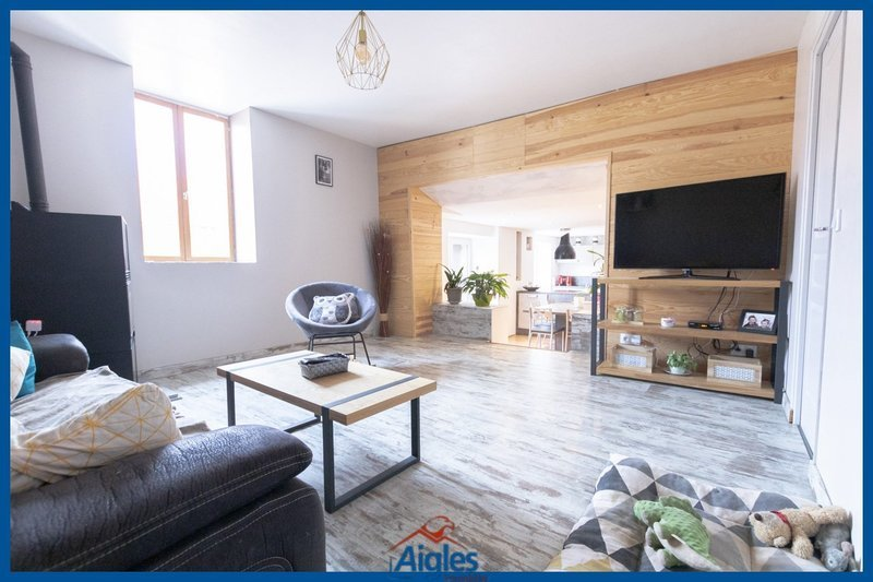 Maison, 88 m² A Sai…