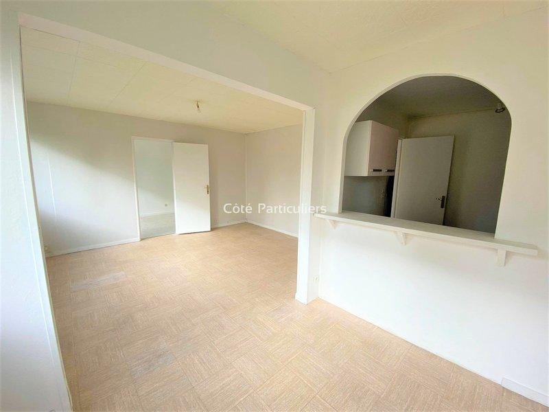 Appartement, 53 m² A Hér…