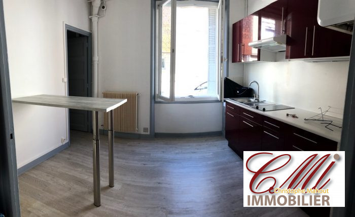 Appartement, 39 m² Studi…