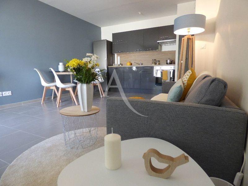 Appartement, 43,28 m² EN PL…