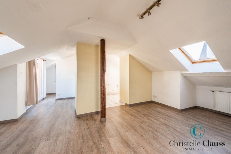 Appartement, 43,54 m² En ex…