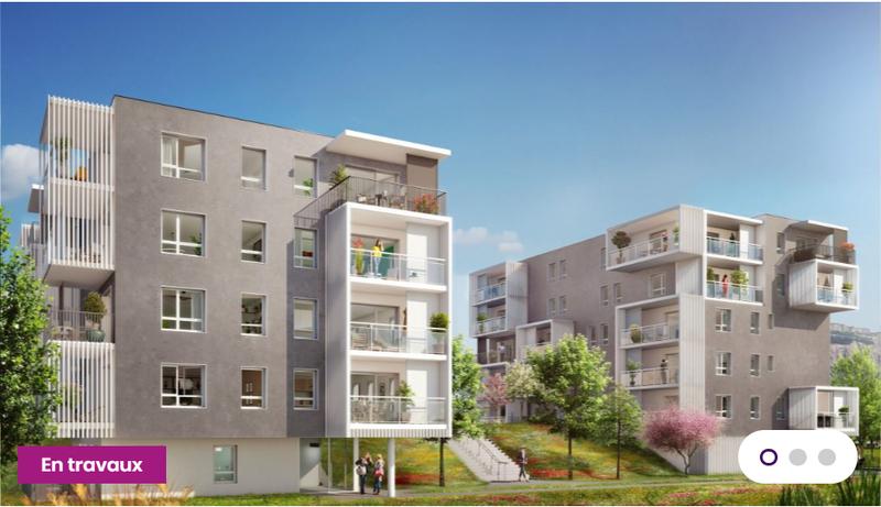 Appartement, 59 m² Saint…