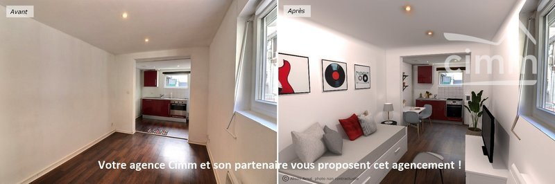 Appartement, 19 m² DIJON…