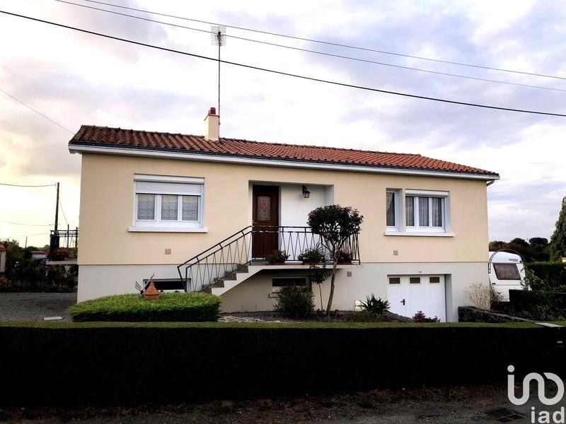 Maison, 84 m² iad F…