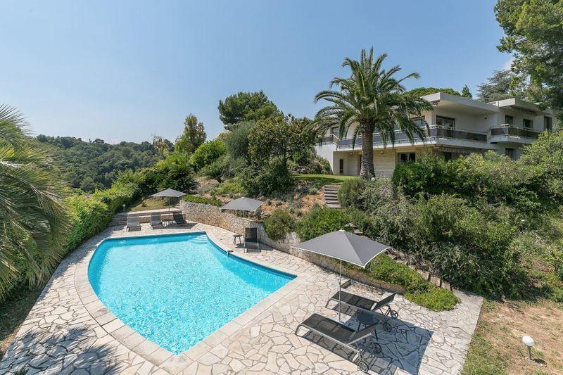 Villa Californienne Piscine 06 Immojojo