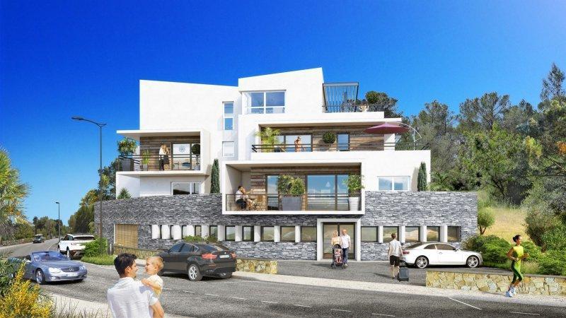 Appartement, 45,59 m² Situé…