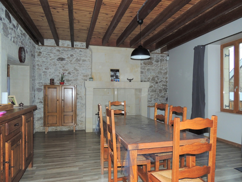 Maison, 113 m² SAINT…