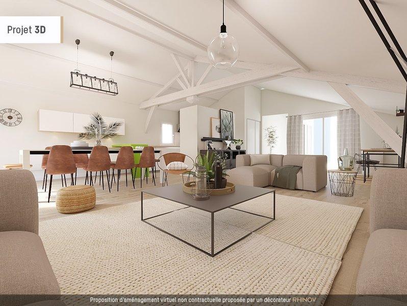 Appartement, 140 m² Rare …