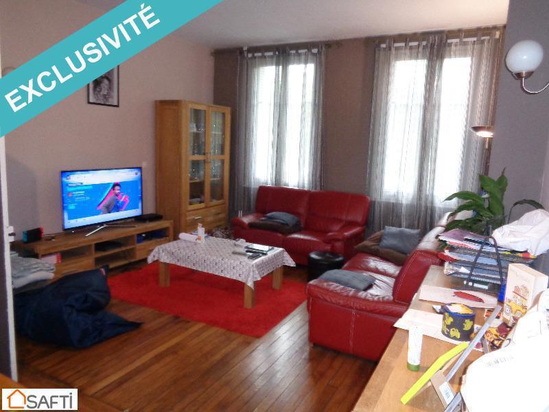 Maison, 154 m² A Féc…